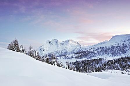 Vivi l'inverno nelle Alpi carniche e Dolomiti friulane: Ciaspolata in quota Monte Ruke e Monte Cavallo
